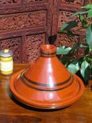 Medium traditional Moroccan plain tagine 25cm