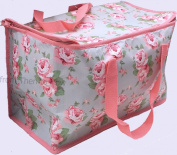 Vintage Floral Roses (Millie) Insulated Eco Cool Picnic Bag