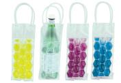 bottle ice cube gel bag cooler wine picnic drinks drink carrier chiller alcohol