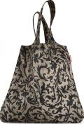 Reisenthel Mini Maxi Shopper Reusable Bag - Baroque Taupe - Premium Quality