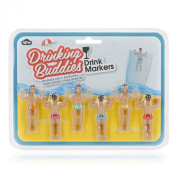 Party Drinking Buddies Markers