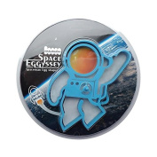 Space Eggyssy Egg Moulds - Spaceship or Spaceman