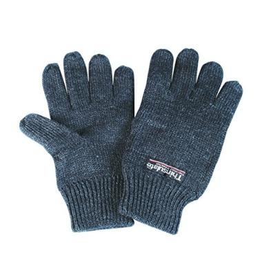 Tucuman Adventure - Grey Gloves Thinsulate Smooth Wool