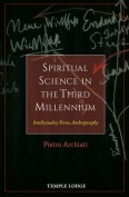 Spiritual Science in the Third Millennium
