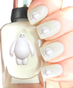 Easy to use, High Quality Nail Art For Every Occasion! Big Hero 6- Baymax