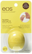 EOS Lemon Drop SPF 15 Lip Balm Sphere-5ml