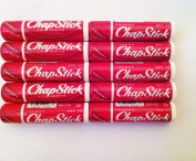 Chapstick Cherry Lip Balm With spf15 Pack of 10