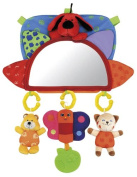 Baby's Rear View Mirror Activity Toy