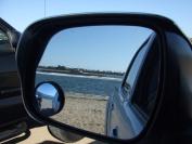 Brookstone Blind Spot Mirror