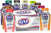 GU Energy Gel Mixed Flavours 24 pckts