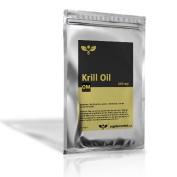 Krill Oil 500mg 90 Capsules - Superba Omega/Joint, Heart & Brain supplement
