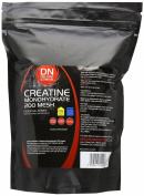 Deluxe Nutrition 500g Creatine Monohydrate Mesh Resealable Pouch