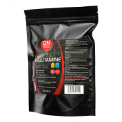 Deluxe Nutrition 500g L-Glutamine Powder Resealable Pouch