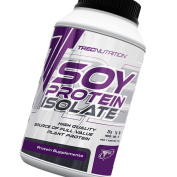 Soy Protein Isolate Best High Quality Source of Plant Protein - Vanilla - Trec Nutrition