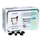Bio-Active Q10 Ubiquinol 100mg - 150 caps, Pharma Nord