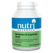 Nutri Advanced Berberine & Grapefruit Seed Formula