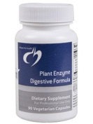 Designs for Health - Plant Enzyme Digestive Formula 90 vcaps