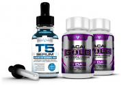 Complete Detox & Slimming / Weight Loss Bundle - T5 Fat burners Serum XT & Acai Berry Gold