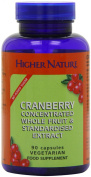 Higher Nature Super Strength Cranberry Pack of 90