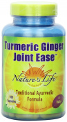 Nature's Life, Turmeric Ginger Joint Ease, 100 Capsules