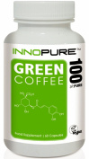 Green Coffee Bean Diet Pills | 100% Pure Coffee Bean Extract | High Strength 20,000mg / Daily Dose with 50% Chlorogenic Acid (CGA) | 1 Month Supply.