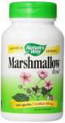 Nature's Way - Marshmallow Root, 455 mg, 100 capsules