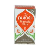 Pukka Herbs Digestif - Triphala Plus 60 Caps