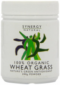Synergy 200g Wheat Grass Powder