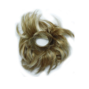 GIZZY® Medium Fake Hair Scrunchy on Ponio Band