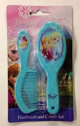 Disney FROZEN 'Elsa and Anna' Hairbrush and Comb Set
