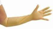 Gauntlet Latex Gloves - Long Length - 1 Pair - Medium
