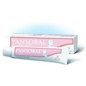 PANSORAL® BABY Gel / Cream for Teeth 15 ml - For the First Growing Baby Teeth / Massaging Gel Mouths of Infants