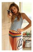 Chloe Grace Moretz Signed Autographed 21cm x 29.7cm A4 Photo Poster