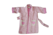 David Fussenegger 95181098 Kimono 2-4 Years Old Heart / Stripes