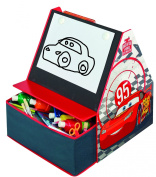 Disney Cars Speed Craft Time Store and Draw