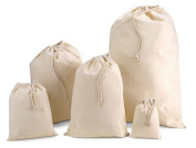 Drawstring Cotton Bags | Choice of Size | Storage/Organisation