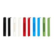 Pack of 10pcs Colourful Plastic BEVARA Sealing Bags Clip