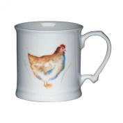 Kitchen Craft Hen House Mug - New Bone China