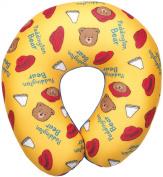 Upper Canada Soap Paddington Bear Neck Pillow, Yellow