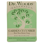 Dr. Woods Bar Soap Garden Cucumber, 160ml
