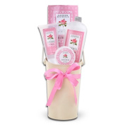 Tea Rose Spa Pail