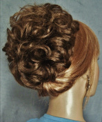 HAYLEY Clip On Hairpiece by Mona Lisa 12 Light Golden Brown