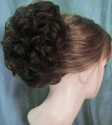 HAYLEY Clip On Hairpiece by Mona Lisa 4 Dark Brown