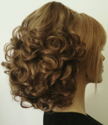 DAWN Clip On Hairpiece by Mona Lisa 14-Golden Ash Brown