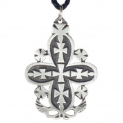Pewter on Wings of Grace Pendant