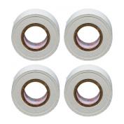 Mavalus® Tape 2.5cm Wide x 2.5cm Core (9yrds long) 4 Pack