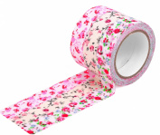 HIART HF2011 Craft Decorative Fabric Tape, 15mm, Set of 3