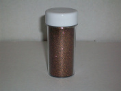 Sparkling Glitter Tube (Brown) for Crafts