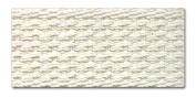Cotton Webbing 2.5cm - 100% Cotton - 15 Yards - Natural