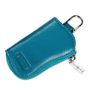 Contacts Women's Genuine Leather Key Holder Lady Purse